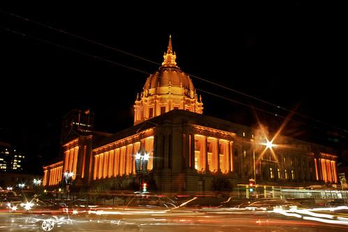 City Hall, Giants Orange