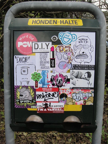 Honden-halte combo :) Amstelveen