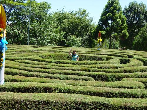 Labirinto de Nova Petrópolis - RS