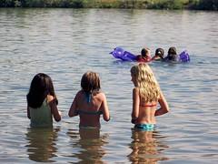 Summer Time Is Here! (inmyworld28) Tags: park girls amanda swim children becca gabby briana eileen june2007