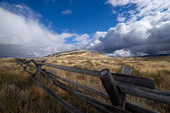Blacktail Butte (KPieper) Tags: clouds fence g2 wyoming tetons clearingstorm blacktailbutte kevinpieper kpieper kpieperphotography pieperphotographynet