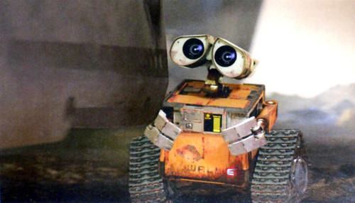 WallE el robot de Pixar