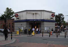 Picture of Clapham North Station