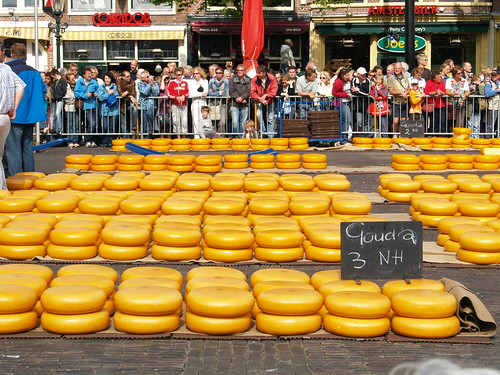 Cheese Market, Alkmaar