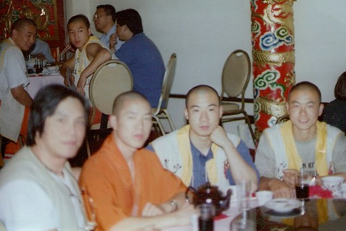 1995 with more monks