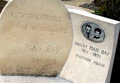 Man Ray (Bob Ramsak) Tags: cemeteries paris france montparnasse 2007 manray july2007 070707 deadphotographers