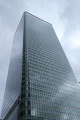 Canary Wharf sky-scaper