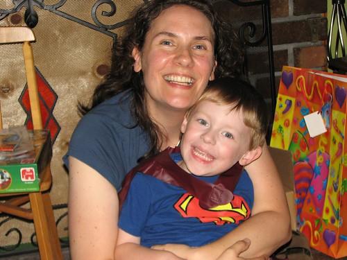 Momma & Ben