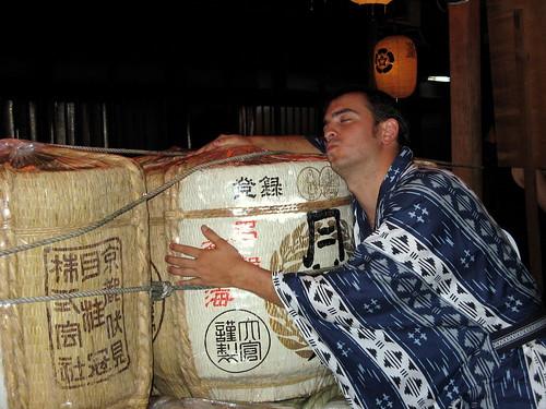 Adoro el sake !