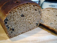 Honey Orange Prune Bread