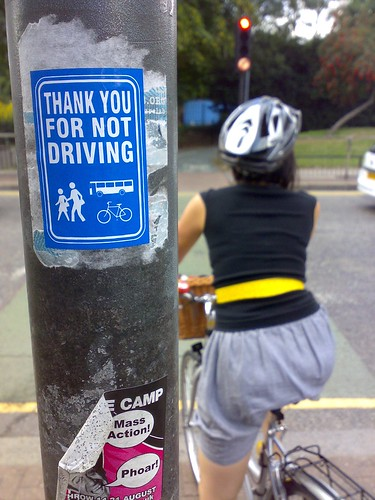 Thank You For Not Driving por Tom T.