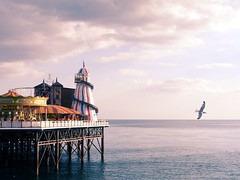 Helter Skelter Pier - by Mr_Benn