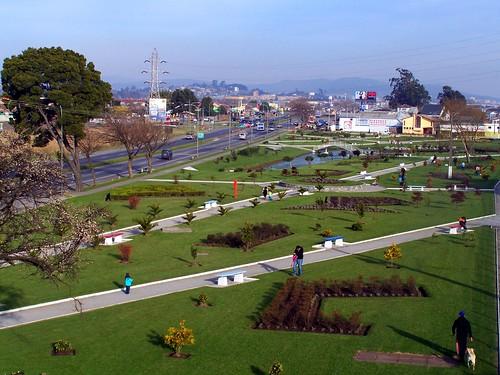 mini parque en Perales, Talcahuano