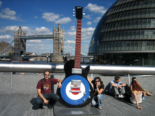 London Guitar Town 14
