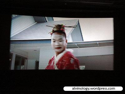 Tranny Geisha