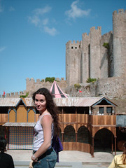 susana e castelo (talcobia) Tags: de medieval fest bidos