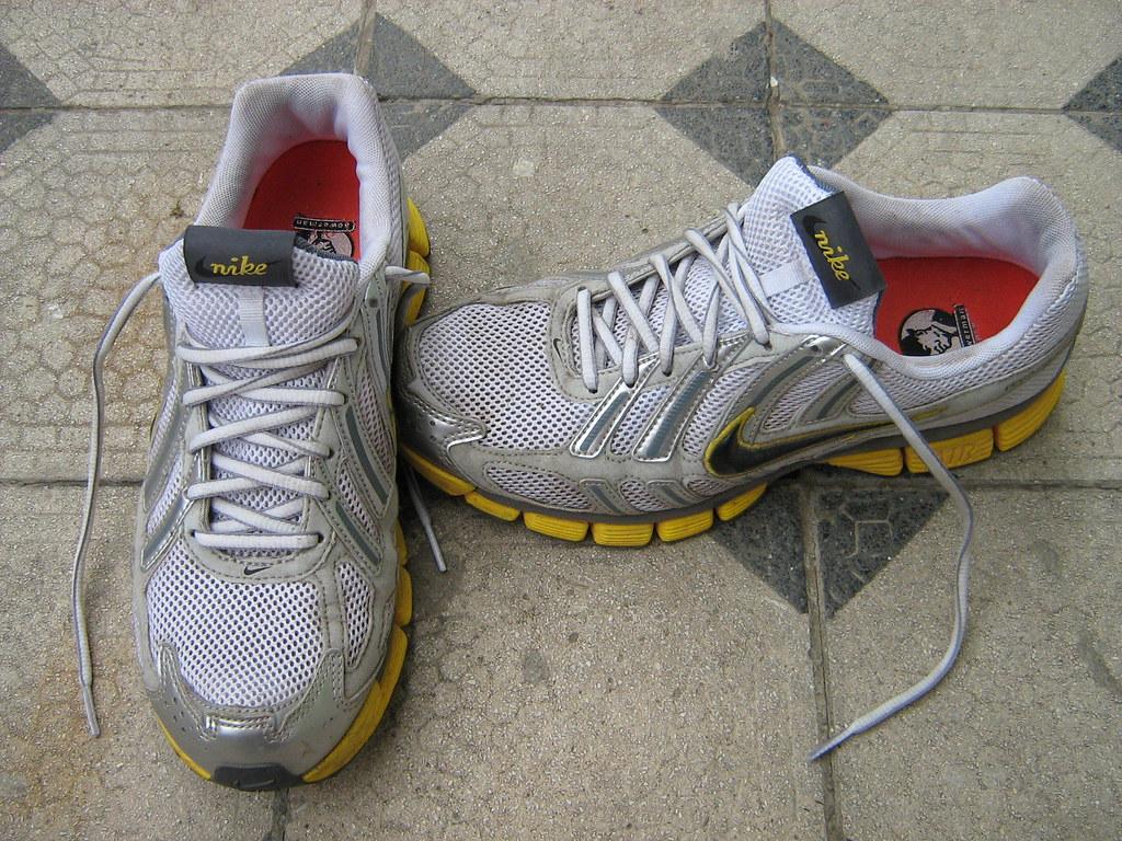 Új Nike cipőm