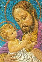 Sankt Josef mit Jesuskind