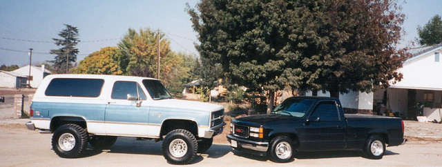 california 4x4 sierra chevy 1997 blazer gmc tulare c1500 bmeneses