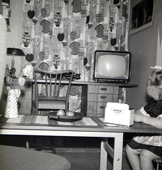 First television set