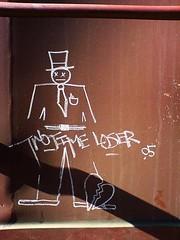 03157.jpg (Ride it like you find it...) Tags: road railroad urban art metal yard train graffiti sketch rust paint track artist hole streak drawing steel tag stock over tracks picture rail riding railcar writers rails gondola writer locomotive boxcar written palimpsest streaks hobo hopper along freight rolling hopping hoboes stiff bindlestiff solid highball freighttrain freights bindle sprayed hobos hotshot flatcar monikers moniker paintstick hobotag freighthoppers freighthopper