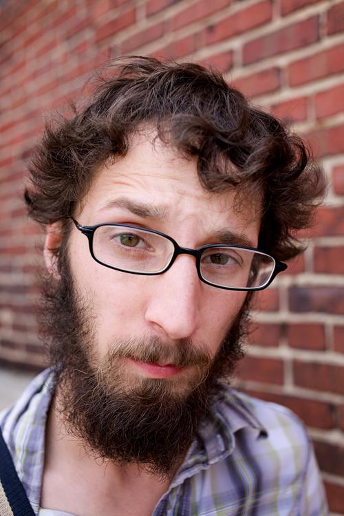 Facial Hair: Stephen