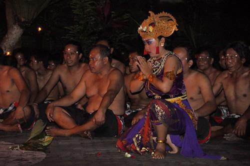 Balinese Kecak Dance 048