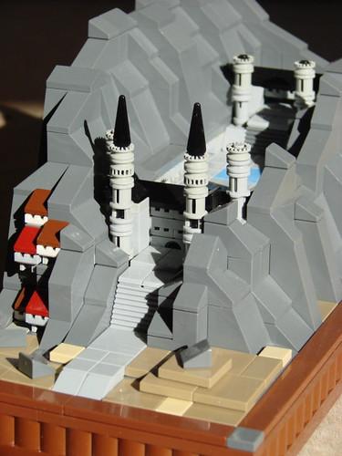 Microscale Mountain Hall