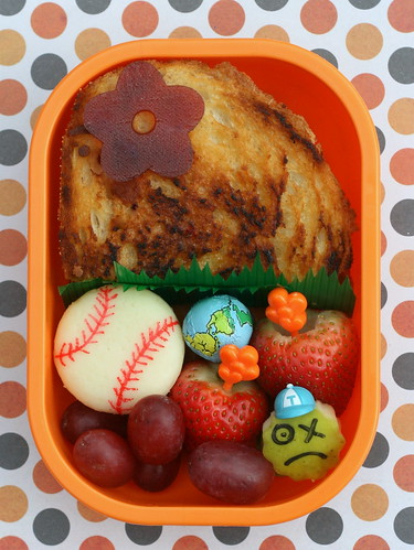 SF Giants World Series bento