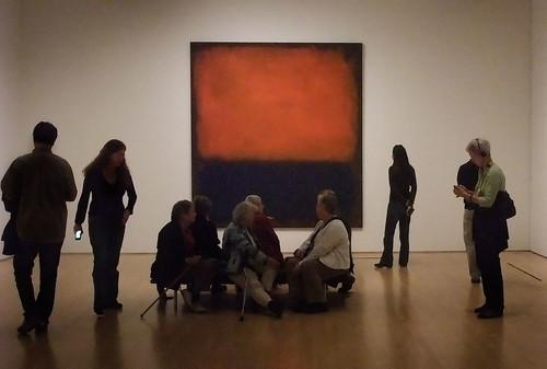 SF MOMA Rothko