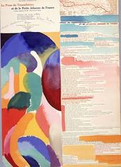 DELAUNAY TERK / CENDRARS / La Prose du Transsibérien et de la petite Jehanne de France, 1.913