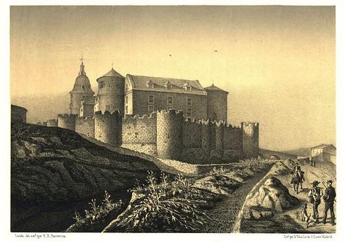 030-Archivo de Simancas (1861) - Parcerisa, F. J-Biblioteca digital de Castilla y León