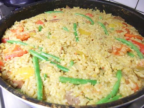 西班牙海鮮燉飯 043