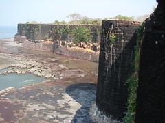 Suvarnadurg fort; near Dapoli by Parag Purandare