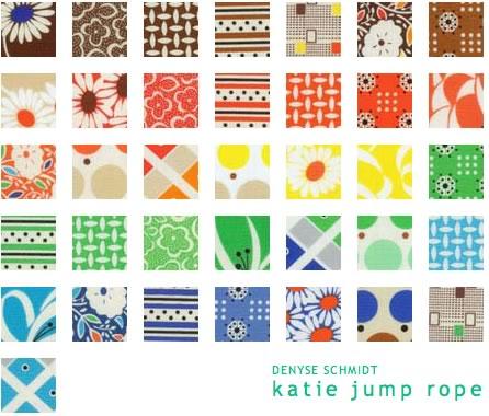 Purl Soho   *New* Denyse Schmidt Fabrics