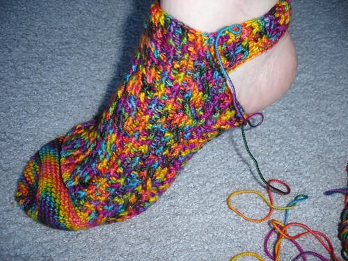 First Socks 09