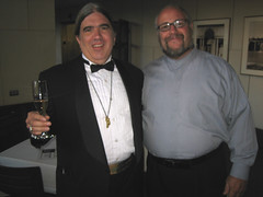 Myself and Joe Pratico (Spirits Review) Tags: champagne moetchandon