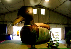 Ducks Unlimited exhhibit at Red River Exhibition, Winnipeg, Manitoba, Canada