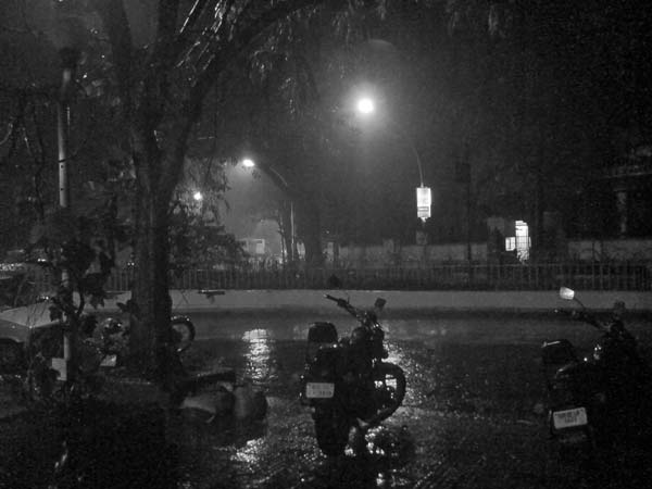 Ruia Naka and the Rain