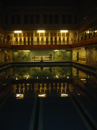 Zwembad St Joost - foto Hannes de Geest