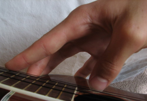 artificial harmonics ukulele
