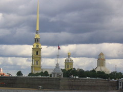 Picture of the Peter and Paul Fortress