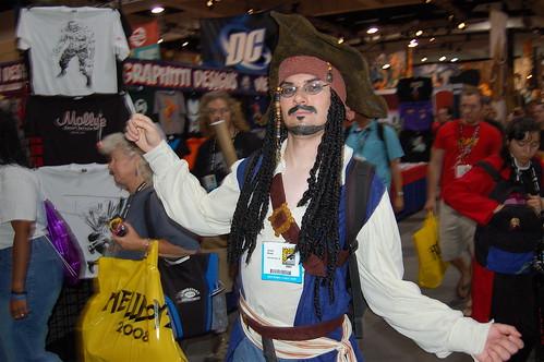 Comic Con 2007: Dramatic Jack