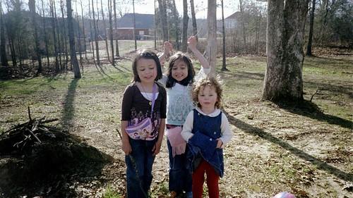 Maria, Veronica and Sara