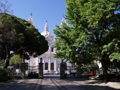 Lisboa - Jardim da Estrela
