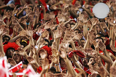 Al ahly vs  Benfica in frindly game       (Egyptian Photographer  ) Tags: soccer egypt cairo benfica frindly alahly photobyamrabdallah