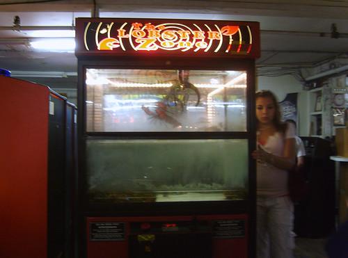 Lobster Zone jugar langostas