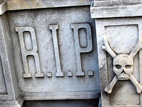At La Recoleta Cemetery in Buenos Aires, Argentina.