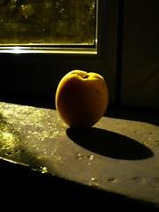 haricot blanc (yeuxrouge) Tags: fruit ombre nuit fenetre abricot luminosit abigfave