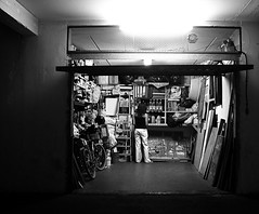 Il garage della memoria #3 - by delaque79
